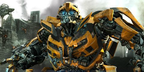 Bumblebee director reveals how the Transformers spin-off is