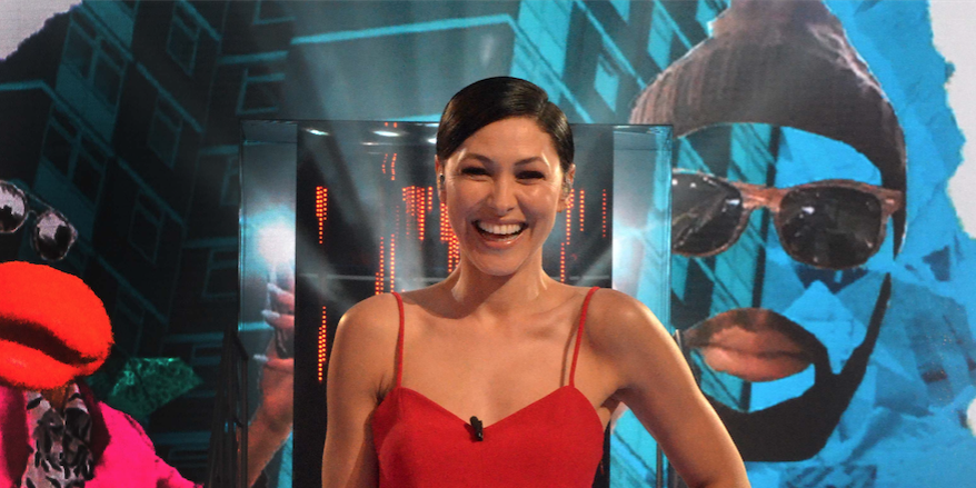 Big Brother live eviction 3: Emma Willis