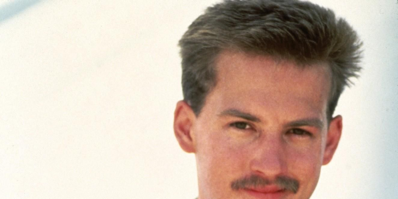 Anthony Edwards in Top Gun, 1986