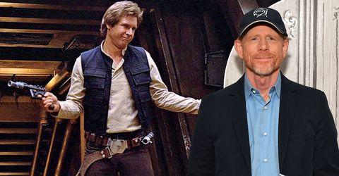 Ron Howard - Star Wars Spin-off film