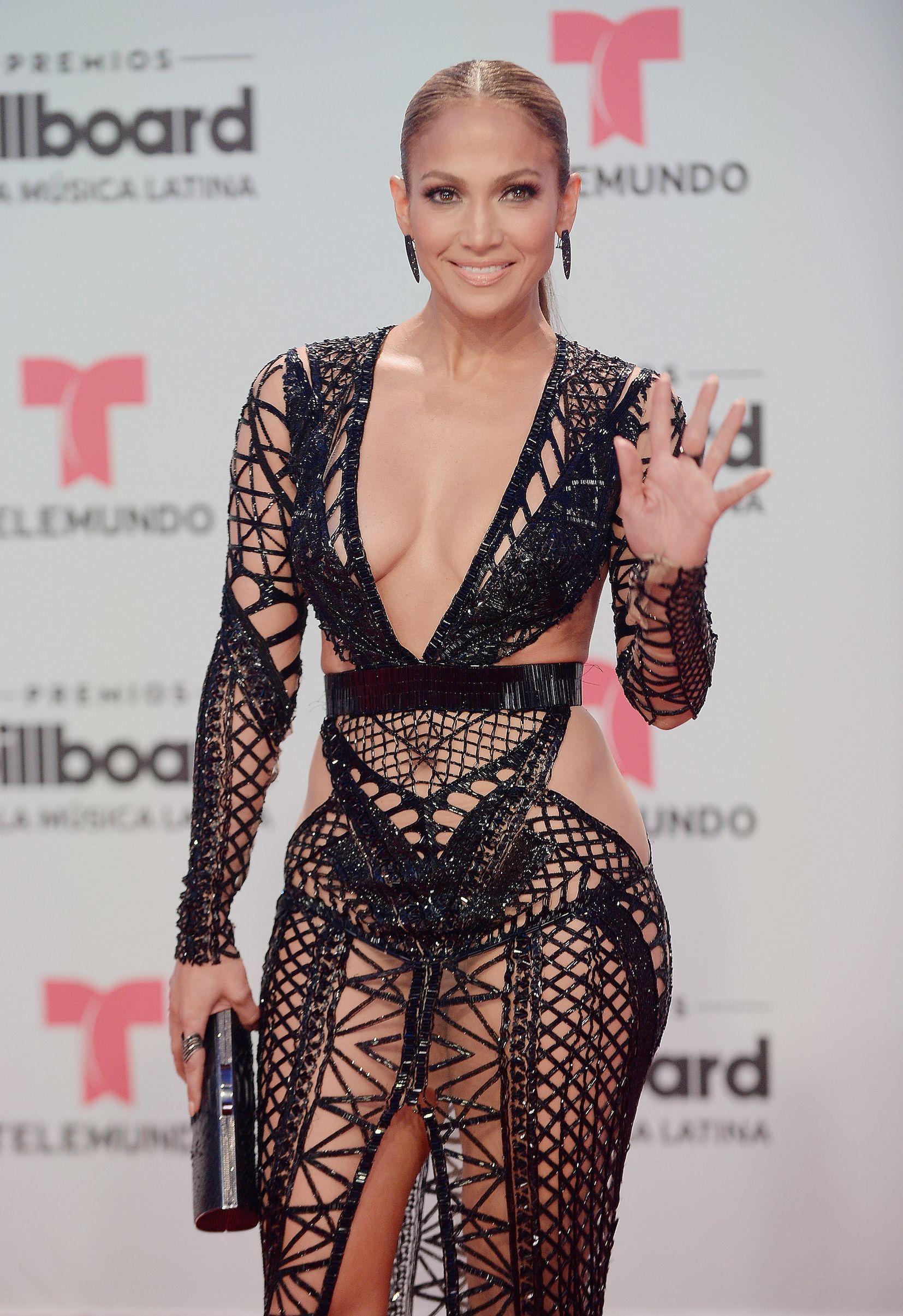 Hustlers star Jennifer Lopez jokes about the movie's surprise cameo