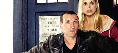 'Doctor Who' series 1: the ninth Doctor and Rose