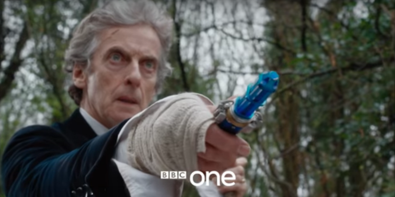 Doctor Who finale trailer screenshot