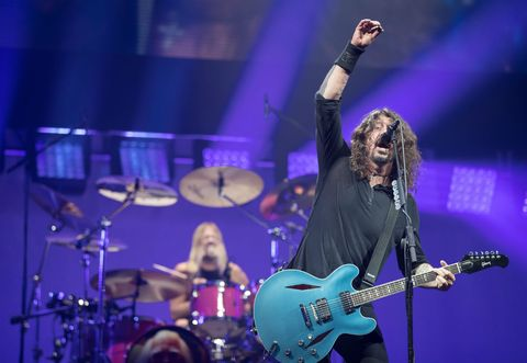 Foo Fighters storm Glastonbury 2017 with long-awaited