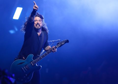 Foo Fighters' Dave Grohl says he can't listen to Nirvana