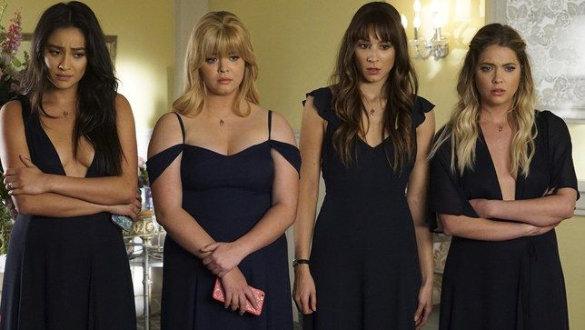 11 questions we STILL have after the Pretty Little Liars series finale