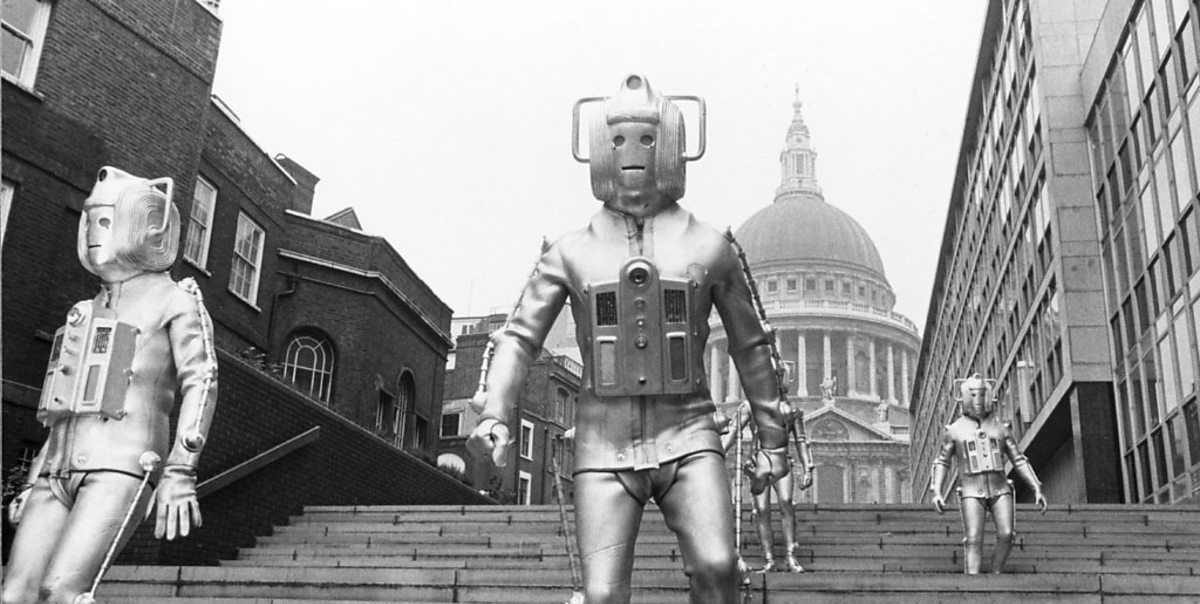 Doctor Who fans can get classic Cybermen stories in special offer