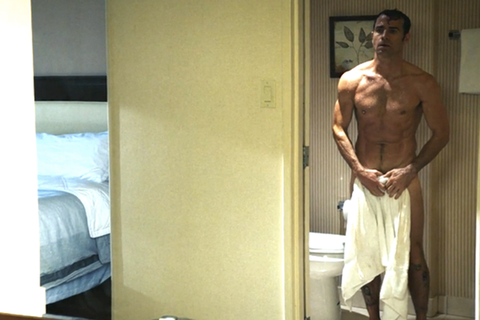 Ripped TV characters – actors who are far too buff for their