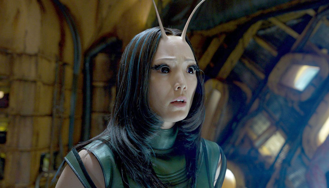 Guardians of the Galaxy star Pom Klementieff admits it wasn't her first choice of superhero film