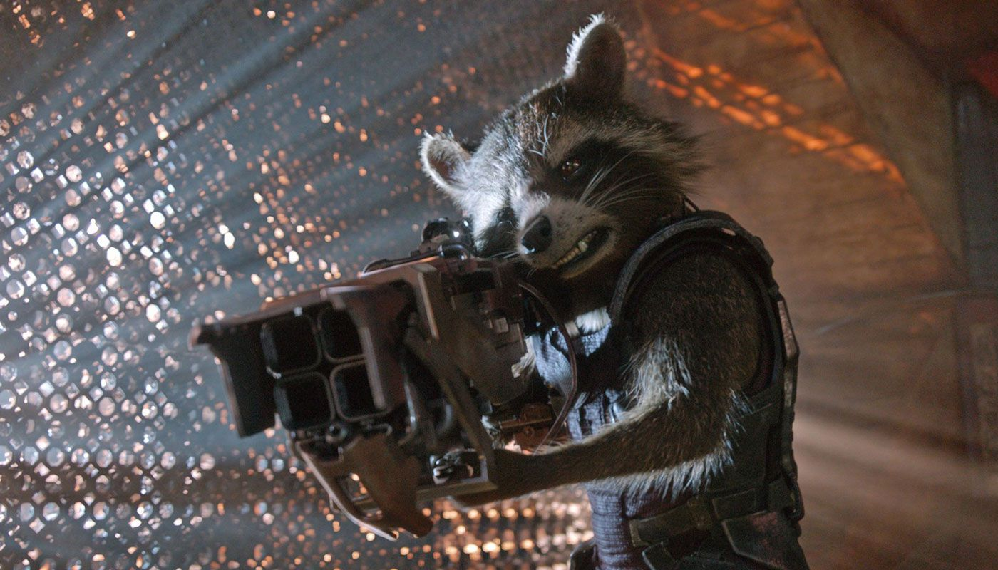 Here's what Guardians of the Galaxy 3 could reveal about Rocket's