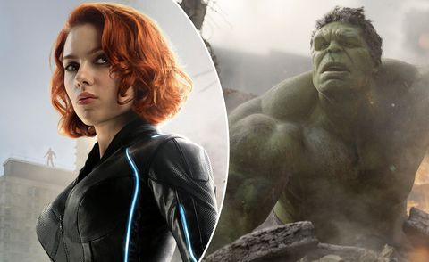 Scarlett Johansson reveals the fate of Black Widow and Hulk's
