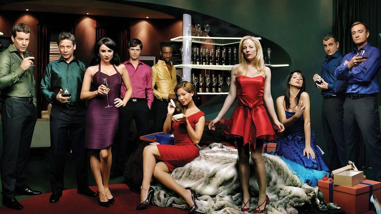 Hotel Babylon cast - where are they now?