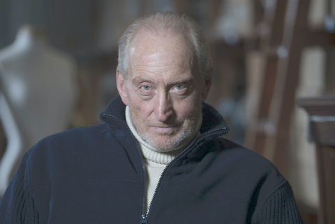Charles Dance on Who Do You Think You Are?