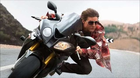 mission impossible rogue nation starring tom cruise