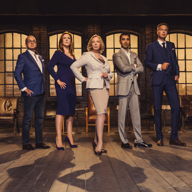 Dragons' Den welcomes youngest ever Dragon as replacement for Jenny Campbell is announced