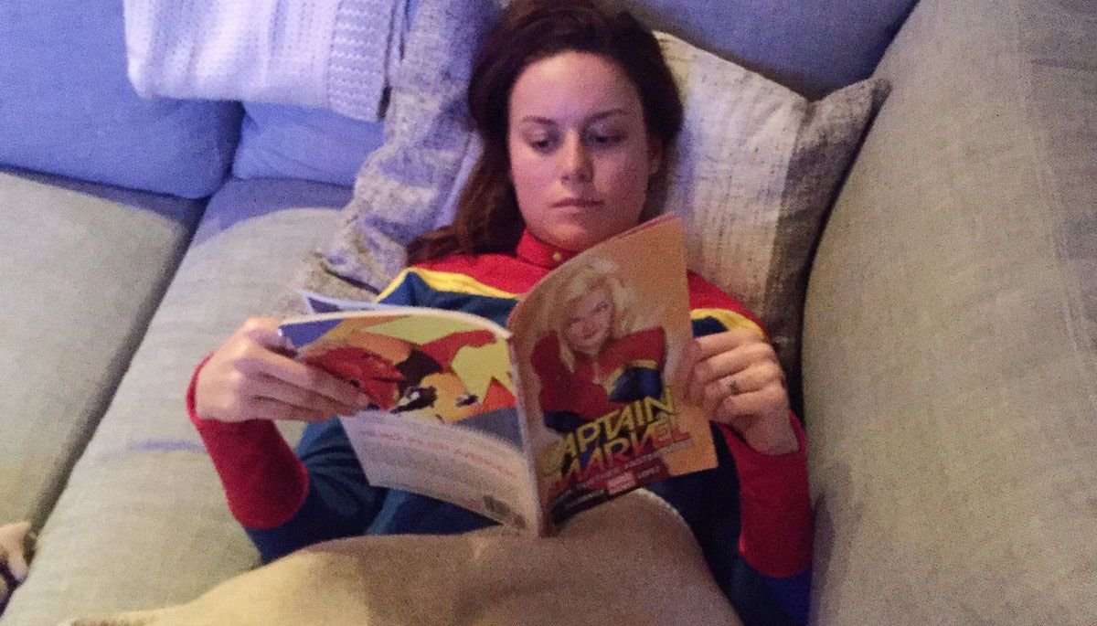 Brie Larson Almost Turned Down Captain Marvel Role