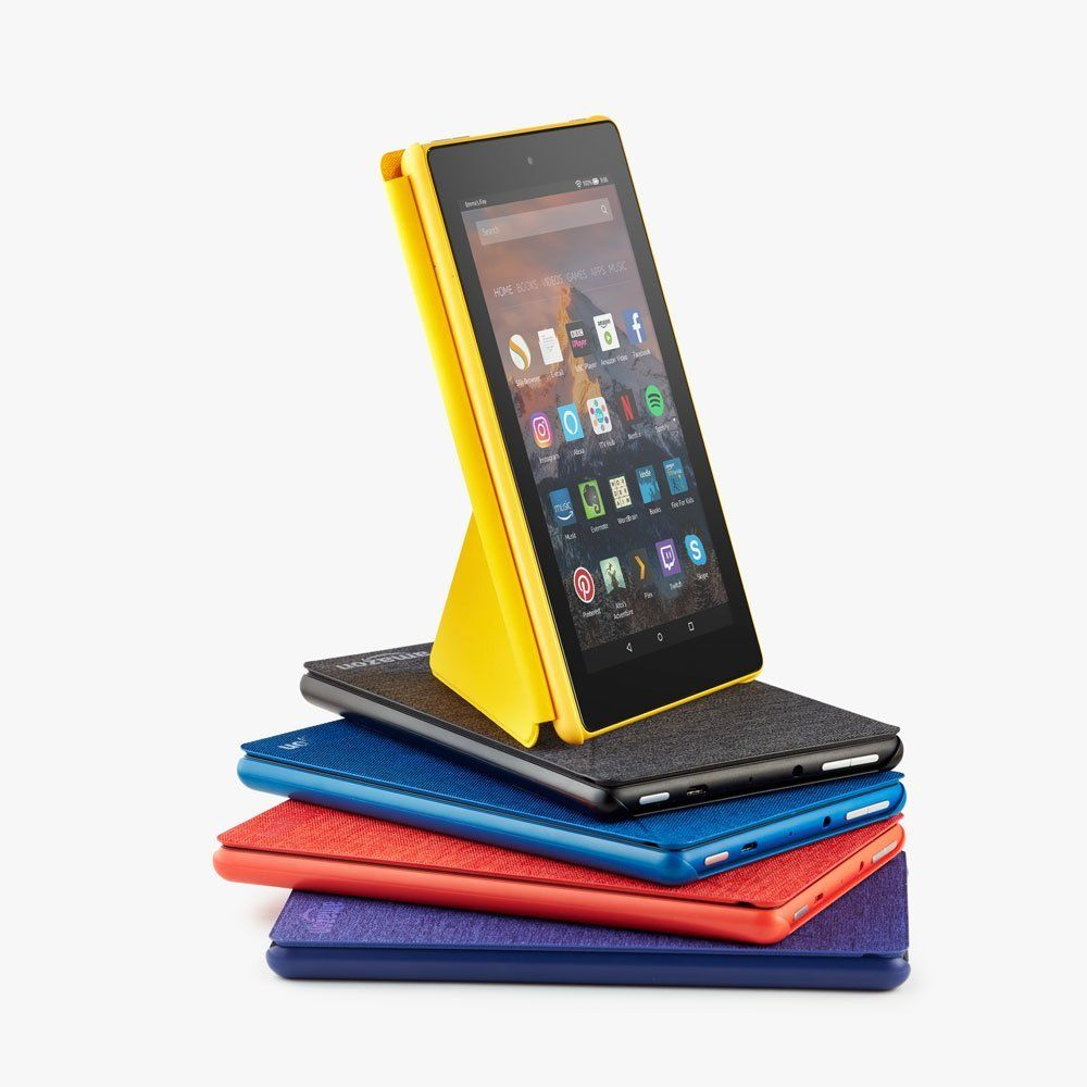 Get 50 Off Amazon Fire Tablets This Black Friday