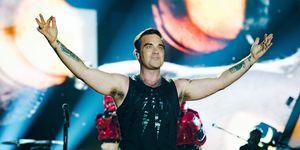 Robbie Williams, Under the Radar
