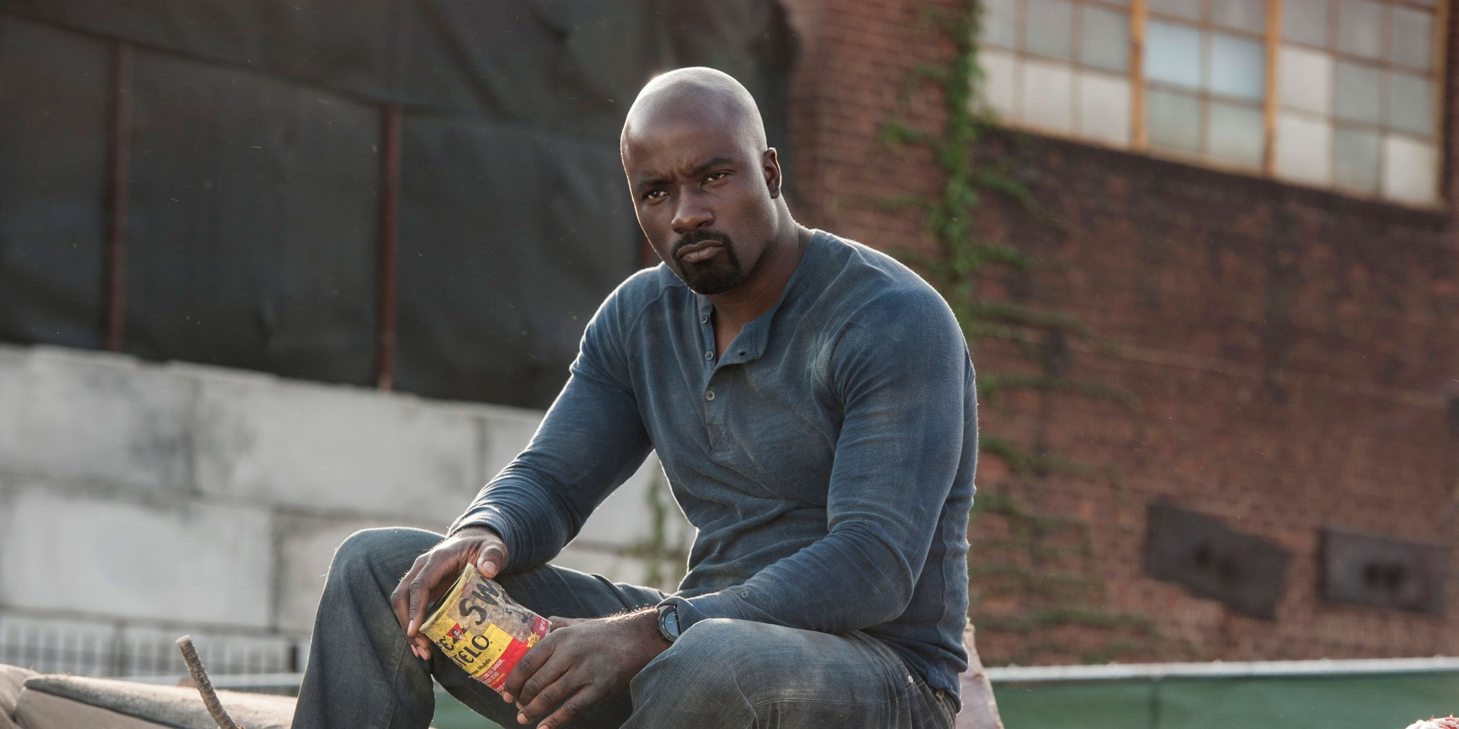 Luke Cage, Mike Colter,