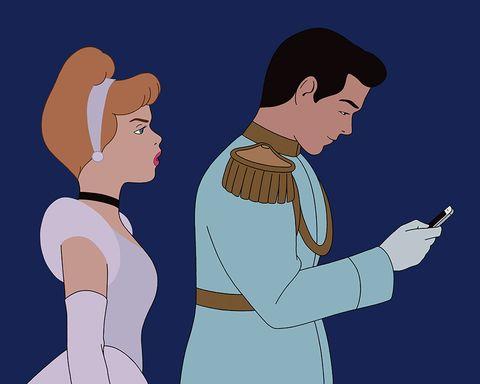 Tom Ward, Disney Cinderella