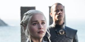 Game of Thrones, S7E1: Daenerys Targaryen and Grey Worm