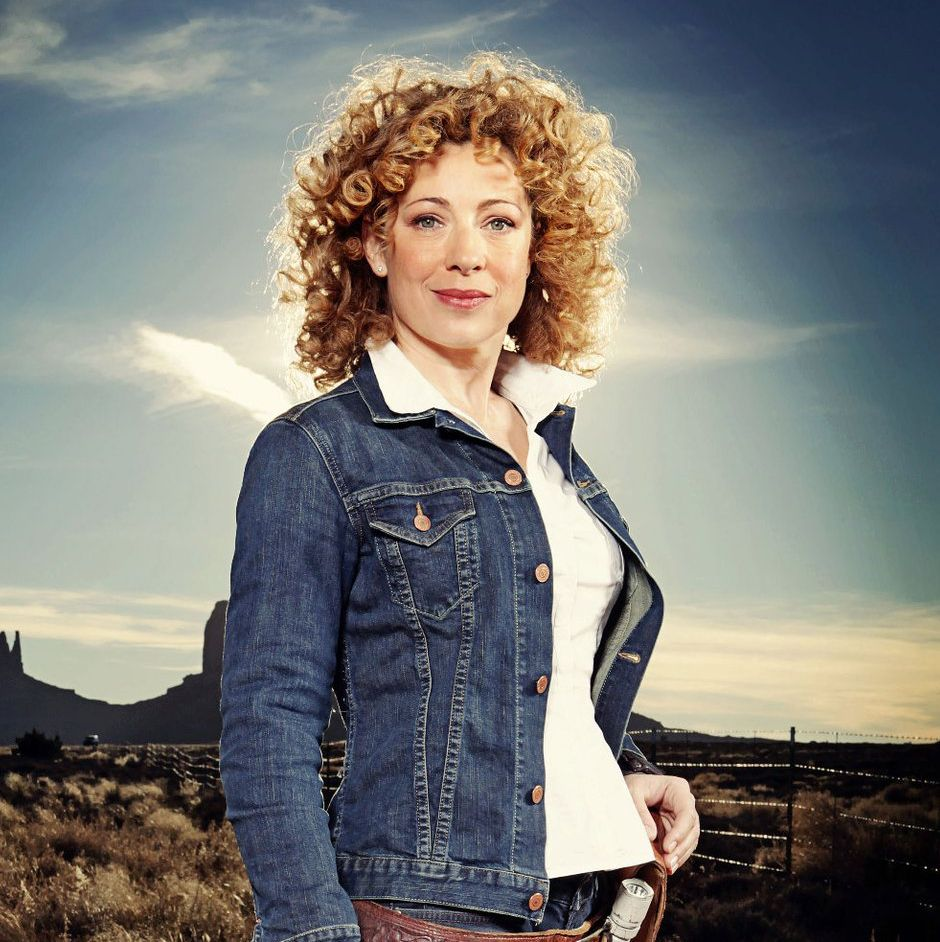 """Alex Kingston says there's """"wonderful potential"""" for River Song to return to Doctor Who"""