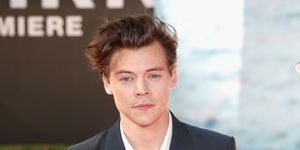 Harry Styles at the Dunkirk premiere in London