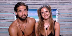 Love Island - Camilla Thurlow and Jamie Jewitt - Beach Hut - 16/7