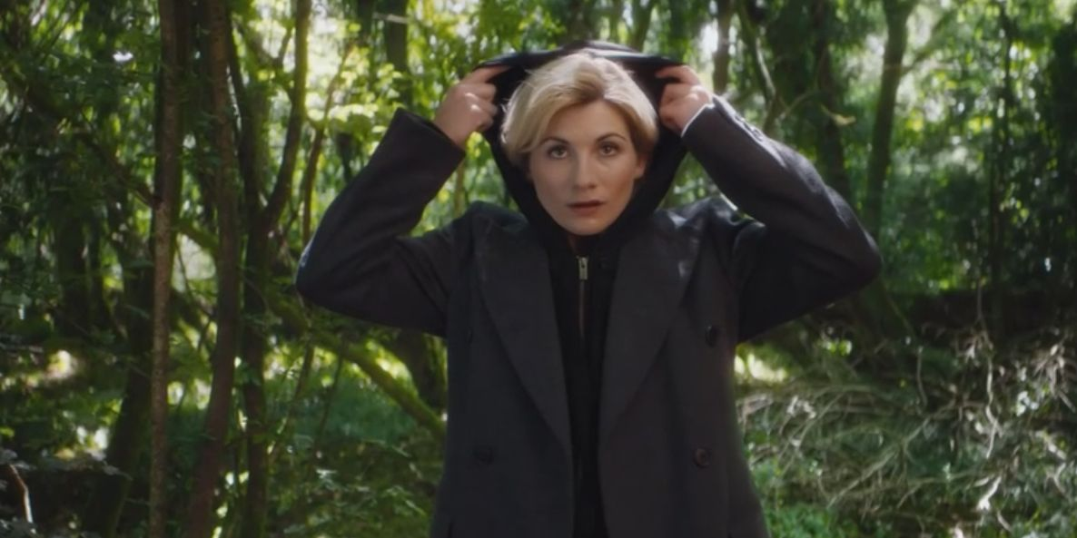 Jodie Whittaker is the 13th Doctor in 'Doctor Who'