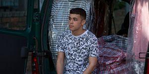 Shakil Kazemi considers his parents' divorce in EastEnders