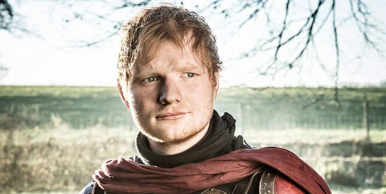 Ed Sheeran, Game of Thrones, GOT