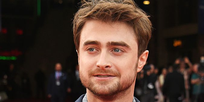 Daniel Radcliffe says he drank heavily to cope with his Harry Potter fame so he could forget he was being