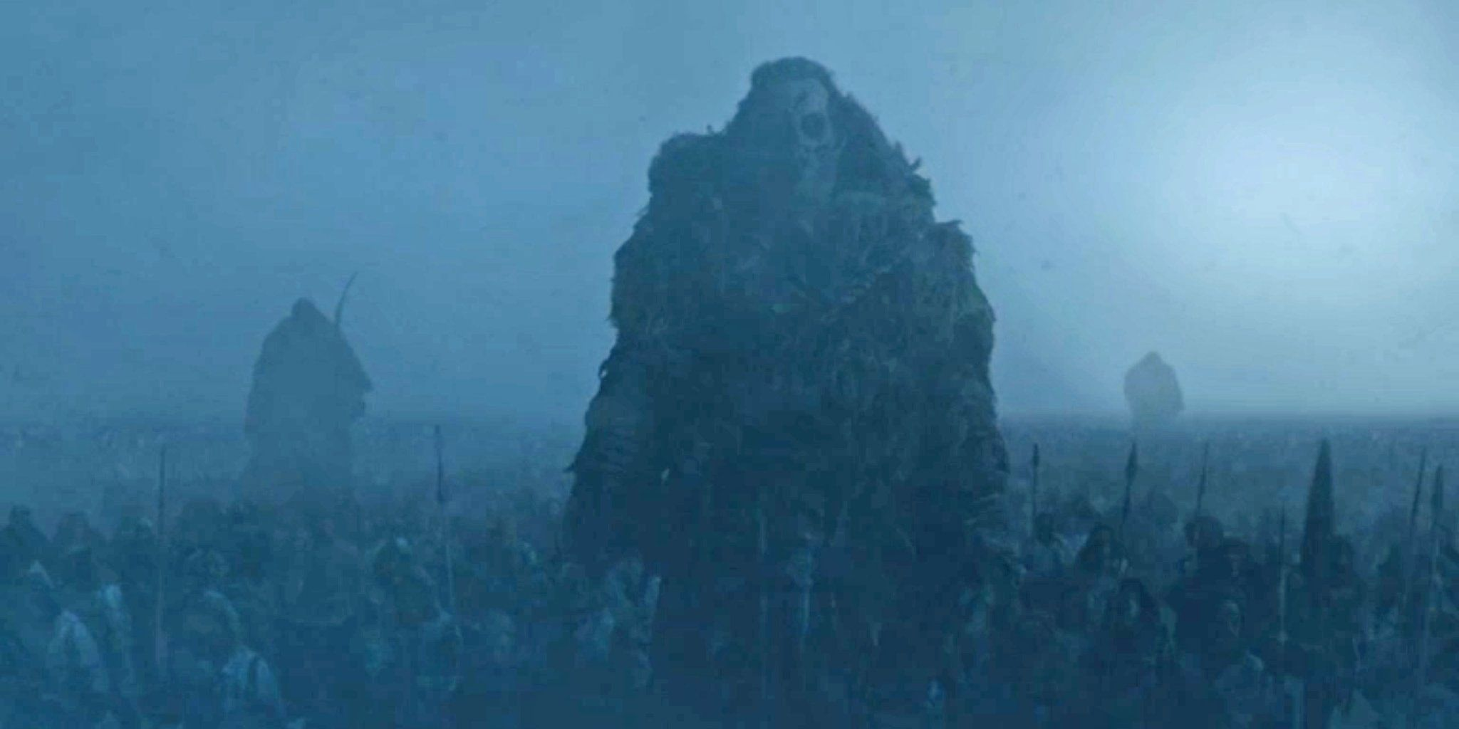 Game of Thrones zombie giant