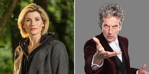 Jodie Whittaker, Peter Capaldi, Doctor Who