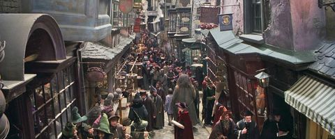 There's a new Harry Potter 'Christmas in the Wizarding World