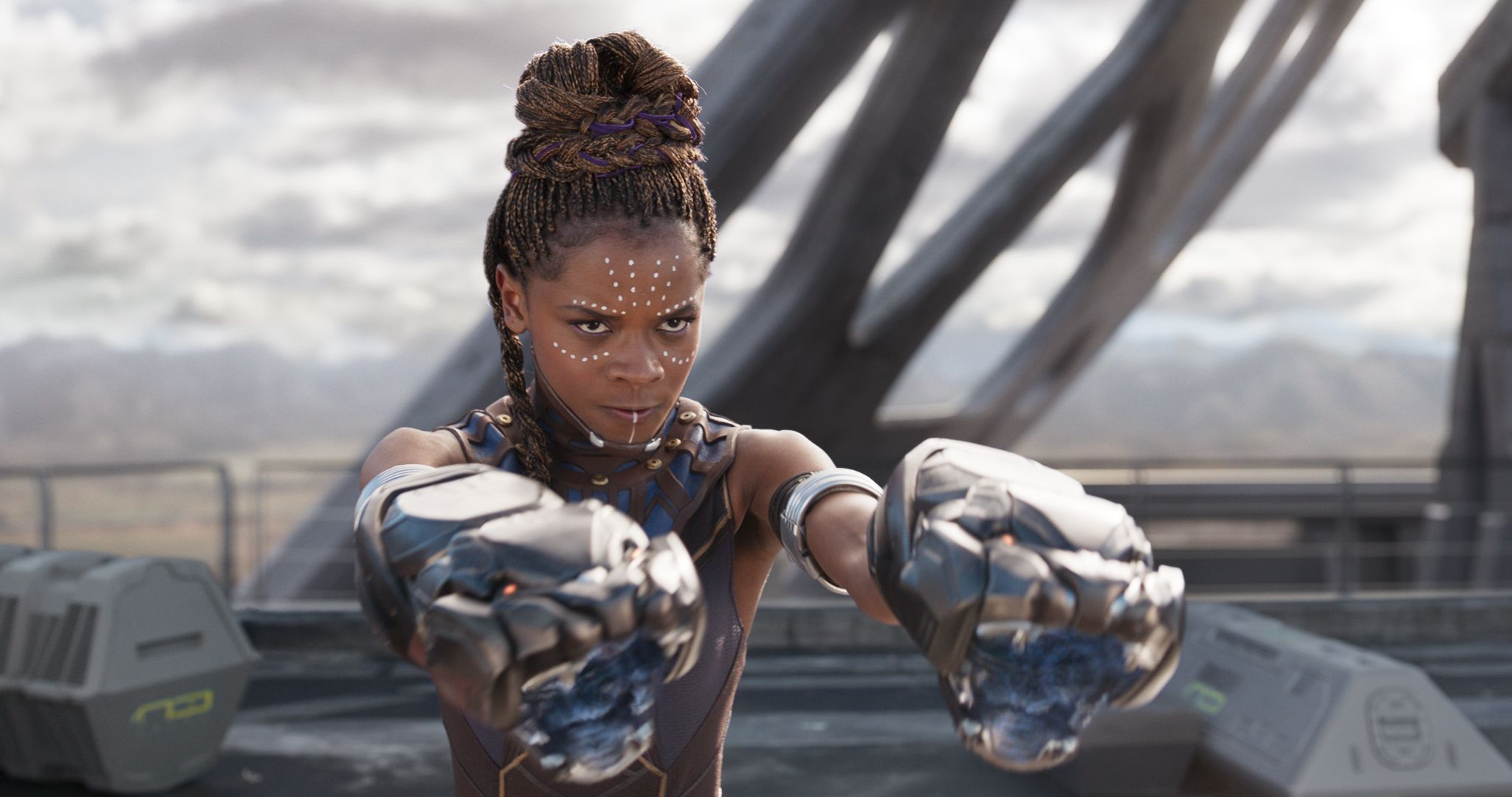 Avengers experience sees MCU star Letitia Wright returning as Black Panther's Shuri