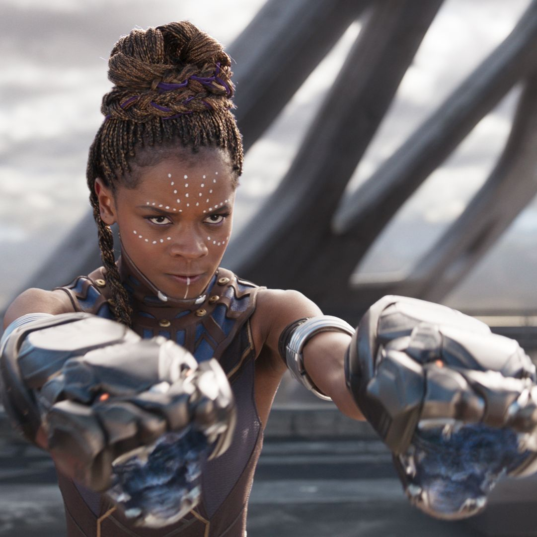 Black Panther's Letitia Wright found out Shuri's fate from the Avengers: Endgame posters