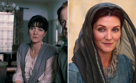 Michelle Fairley, Harry Potter, Game of Thrones