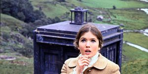 Deborah Watling in 'Doctor Who'