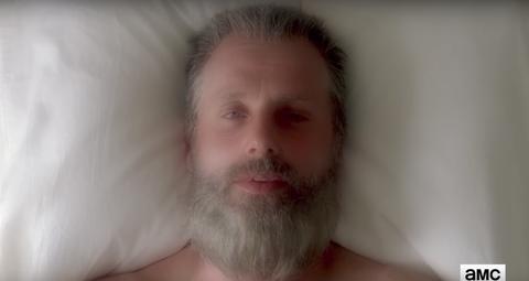 Walking Dead season 8: Old Man Rick