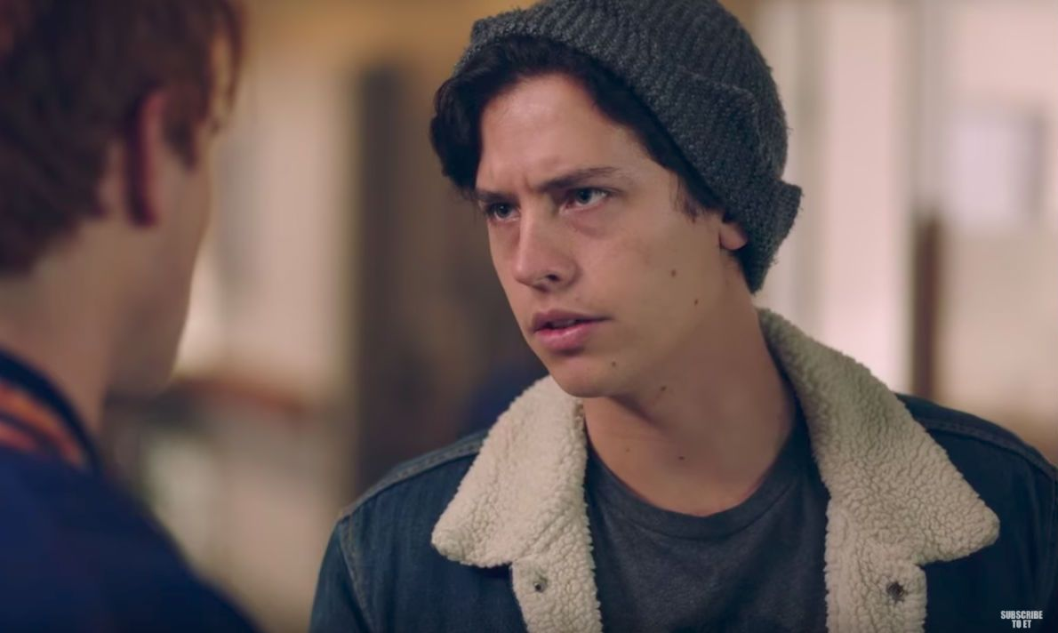 Riverdale star Cole Sprouse compares season two to True Detective 3caf7912e526