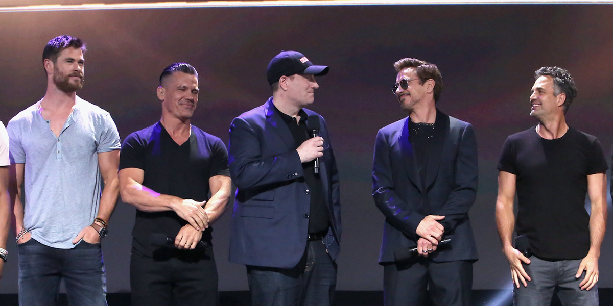 """Marvel boss Kevin Feige's Star Wars movie will be """"emotional and unique"""", say Avengers directors"""