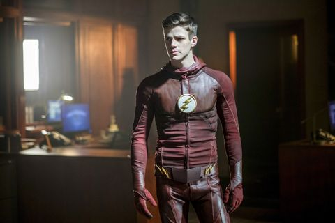 Grant Gustin admits that The Flash season 3 was too dark