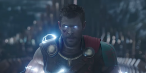 Thor: Ragnarok god of thunder Chris Hemsworth