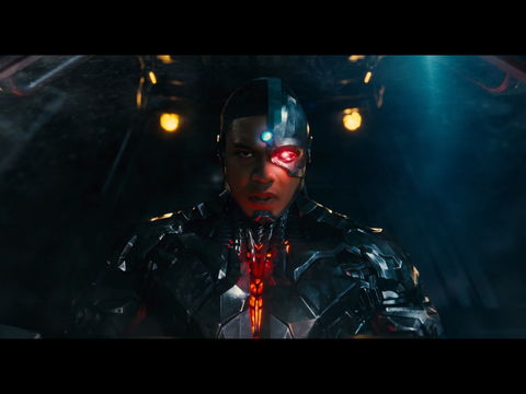Justice League's Ray Fisher offers update on Cyborg solo movie