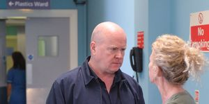 Lisa Fowler and Phil Mitchell come face-to-face again in EastEnders