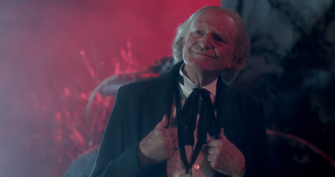 David Bradley as the first Doctor in 'Doctor Who'