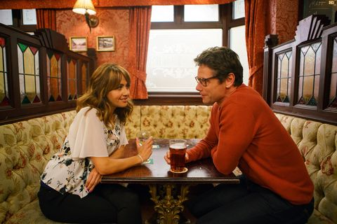 Maria Connor goes on a date with Will Chatteron in Coronation Street
