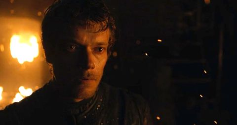 Theon in Game of Thrones