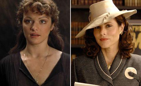 Rachel Weisz to Maria Bello, recasting the Mummy series
